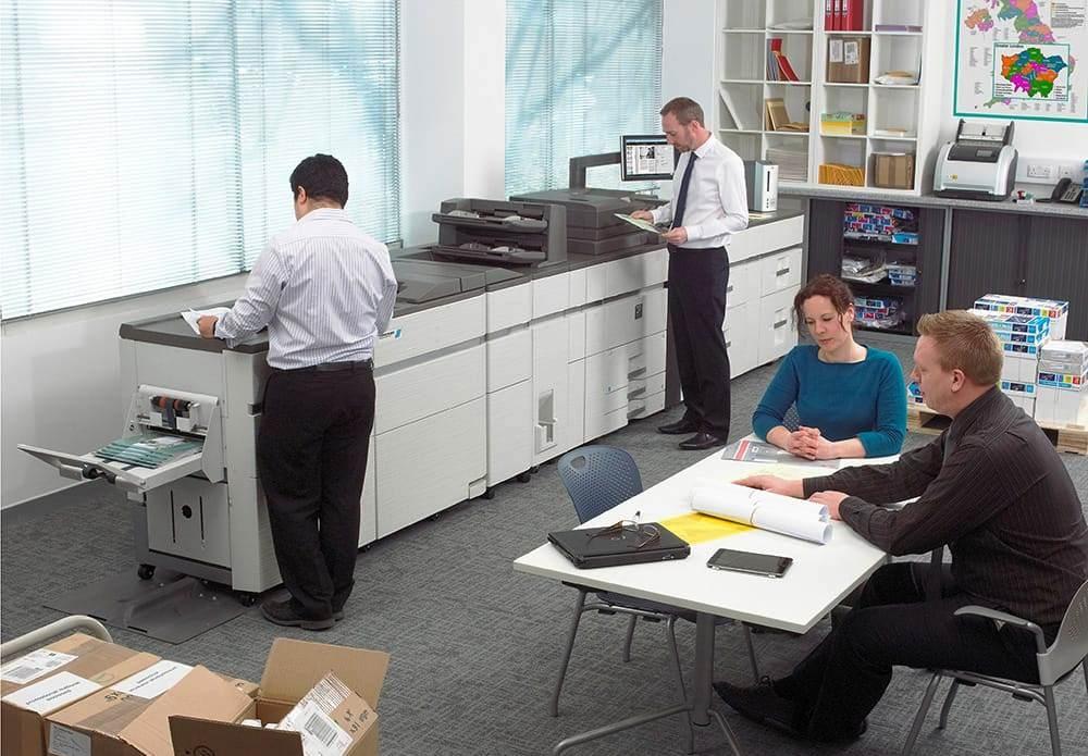 Photocopy Đa chức năng Sharp
