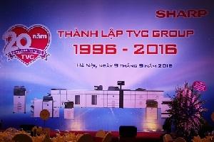 20 THÀNH LẬP TVC GROUP (20th Anniversay TVC GROUP)